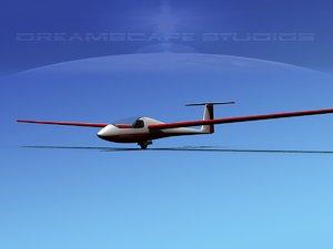 3D venture sailplane