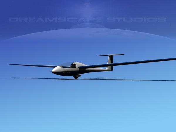 venture sailplane model