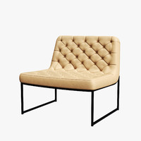 3D arflex sella chair ricera-arflex model