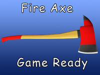 fireaxe 3D