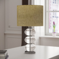 abacus table lamp west 3D