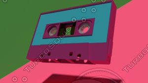 old cassette model