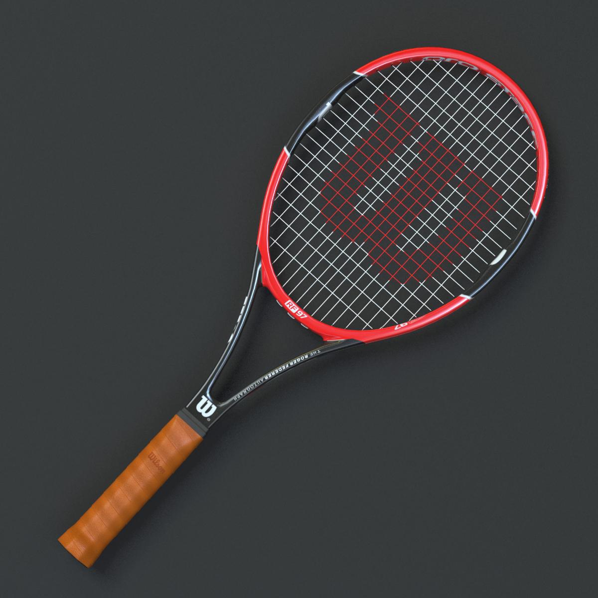 Wilson Pro Staff >> Tennis Racket Wilson Prostaff 97 Rf
