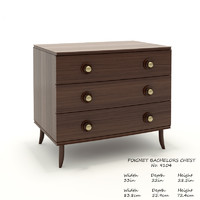 baker poignet bachelors chest model