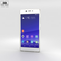 gionee elife s7 3D model