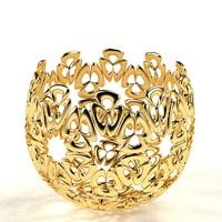 - gold silver model