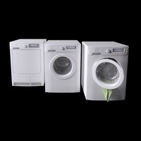 REX Electrolux Laundry Machines
