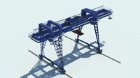 Gantry crane FOUND 2000