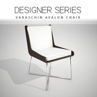 3D designer varaschin avalon chair