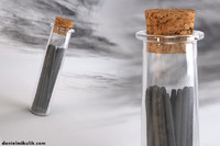 phial graphite glass 3D