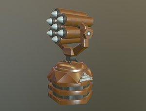 unity 3D model