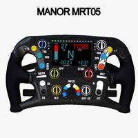 steering wheel 3D