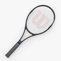 tennis racket wilson prostaff model