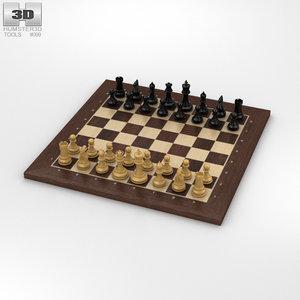 3D chess classic