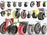 furniture castors model