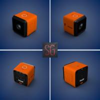 3D model runcam 3
