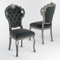 3D seven sedie alcide