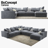 sofa BoConcept Cenova IN52