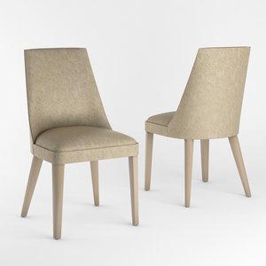 3D seven sedie norvegia