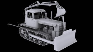 3D dt-75 dt