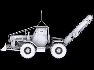 t-125 model