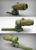 eotech g33 magnifier 3x 3D model