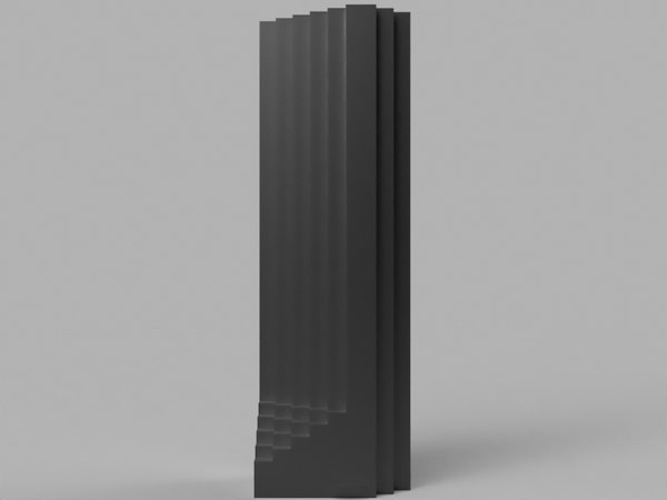 trump tower 3D model