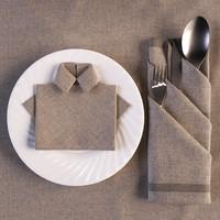 napkins 3D model