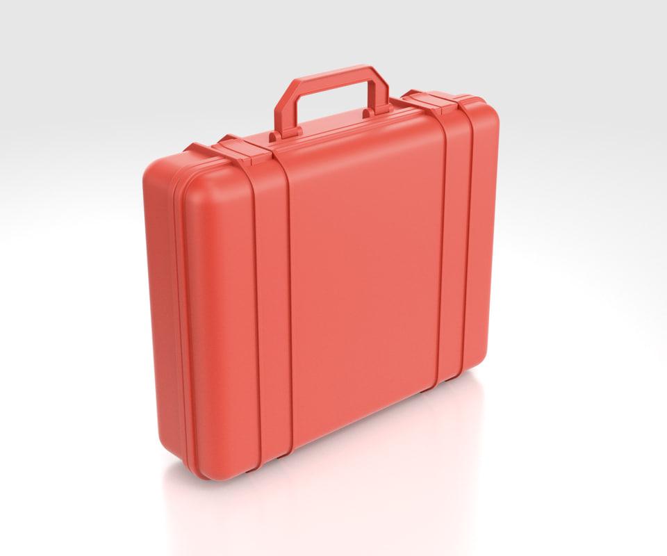 toolbox tool 3D model