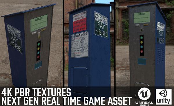 pbr gen real time model