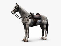 armored horse games 3D