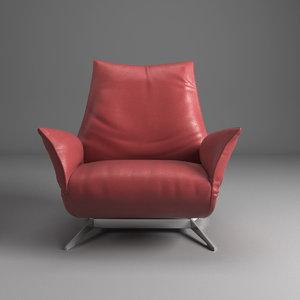 3D koinor sofa