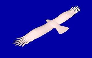 3D eagle winggrids aircraft