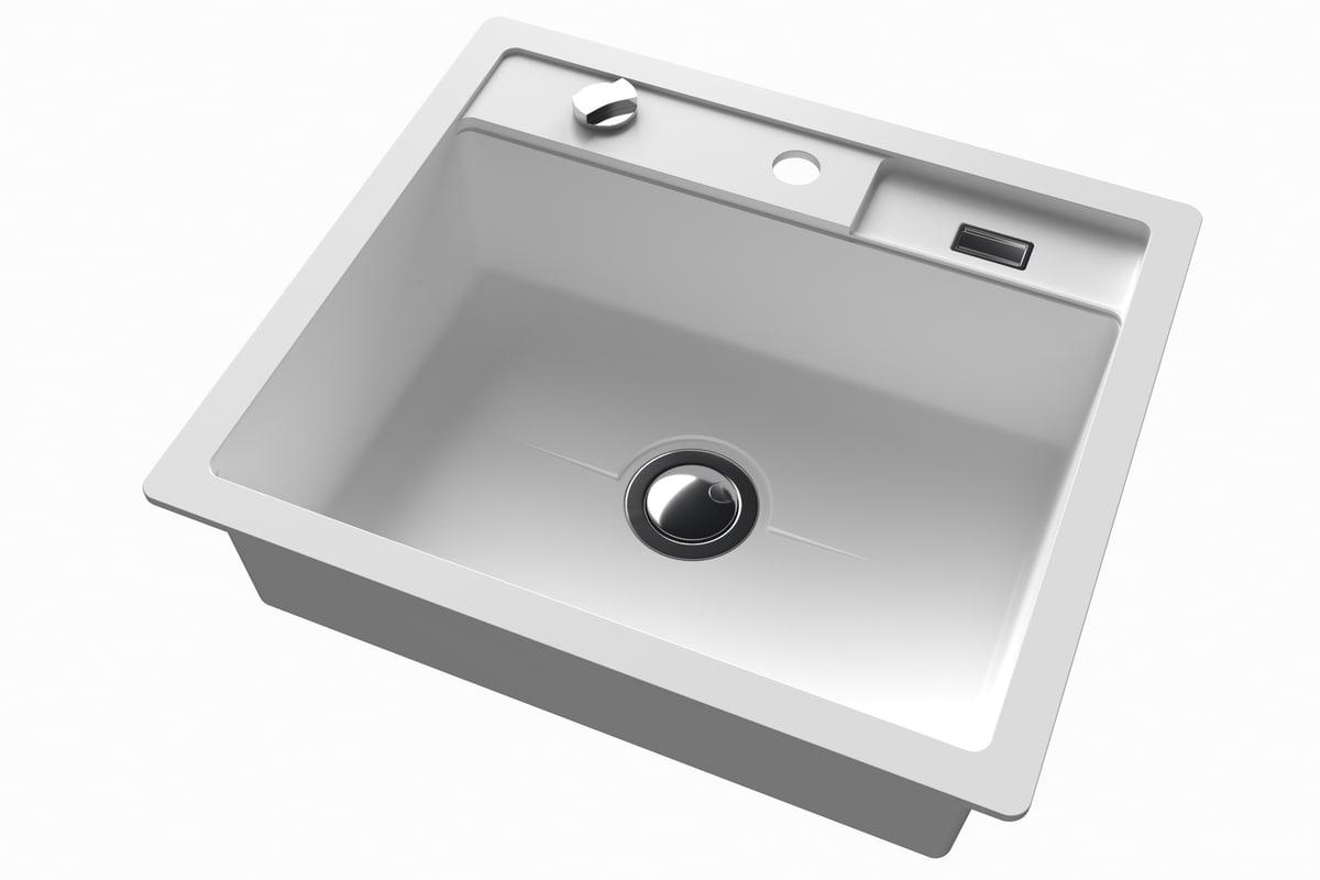 3D sink combo ceg51-57w