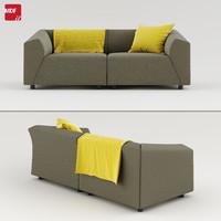 Thea sofa by MDF Italia