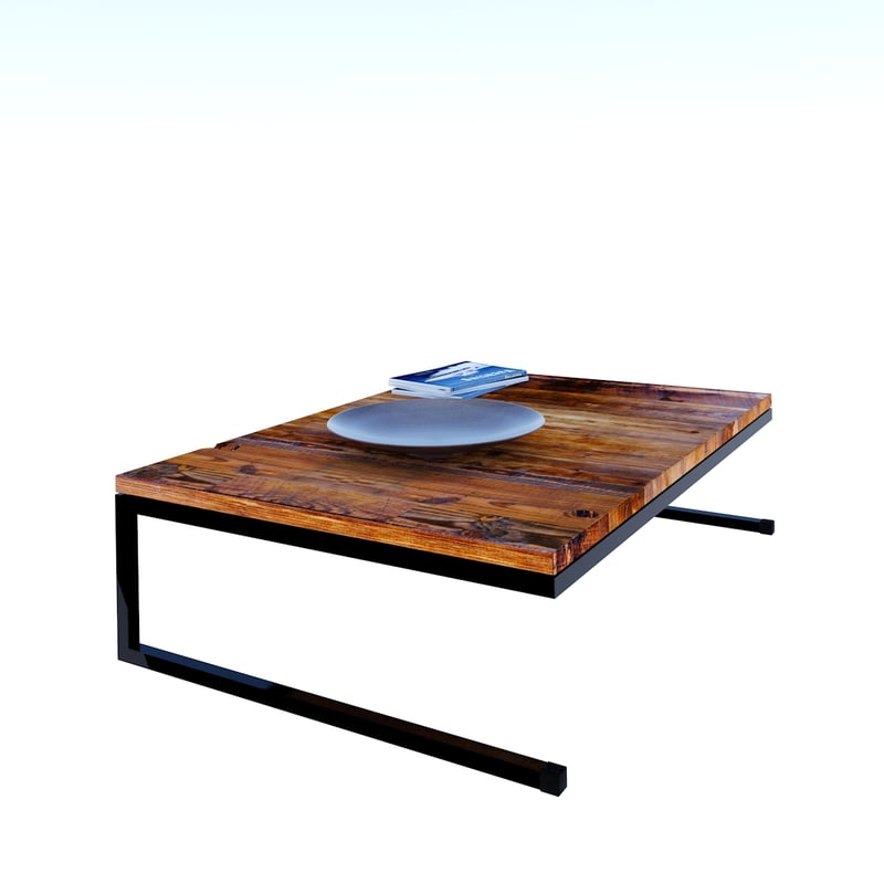 table wood model