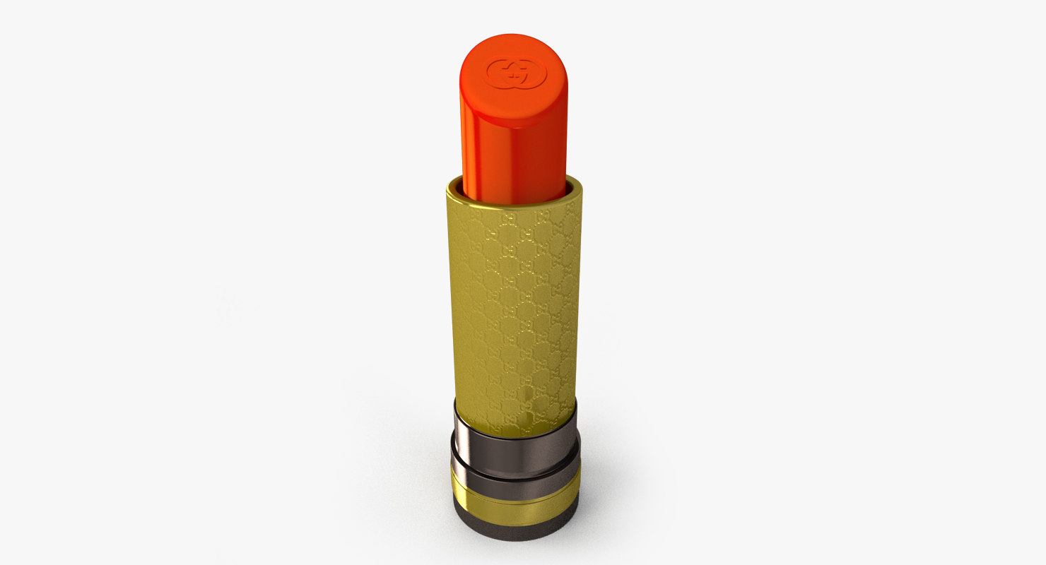 3D gucci lip stick