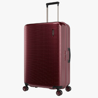 Samsonite Pixelon Suitcase 69cm red