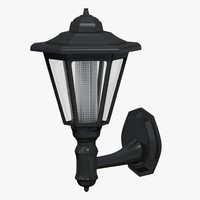 outdoor light 3D model