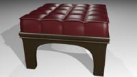 Fancy stool