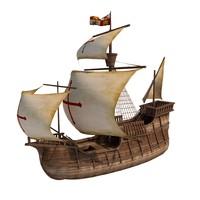 Carabela ship