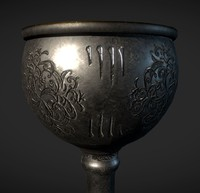 chalice games 3D model