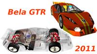Bela GT Targa, GTS, GTR