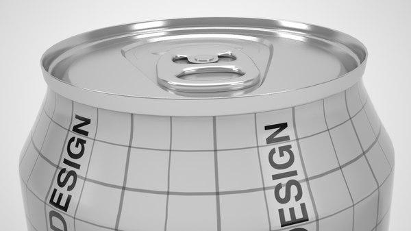 mockups packaging 3D model