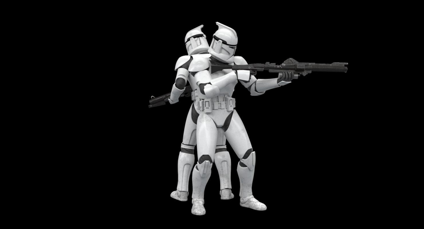 3D star wars phase 2