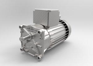 3D motor