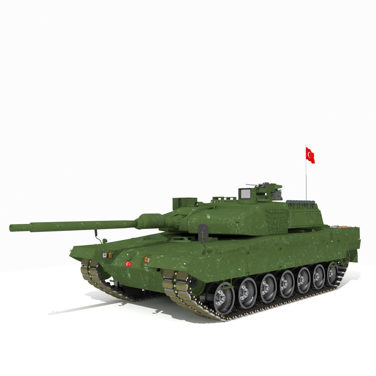 altay tank model