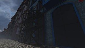3D fiume la colonia