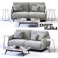 ditre italia elliot 2-er 3D