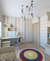 children room model